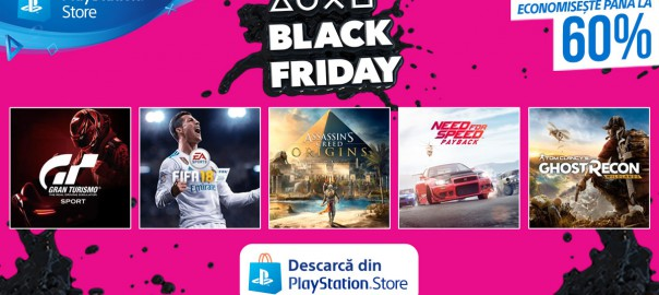 Black Friday_PlayStation Store
