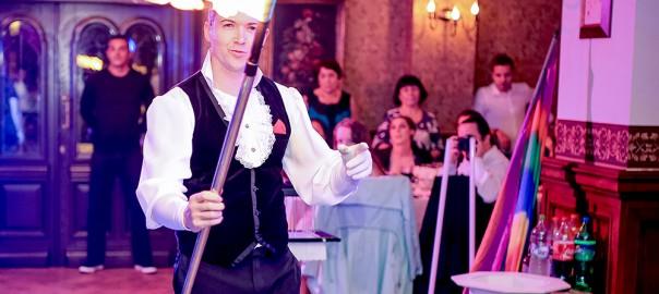 lorenzo-cristian-magician-nunta-spectacol-foc