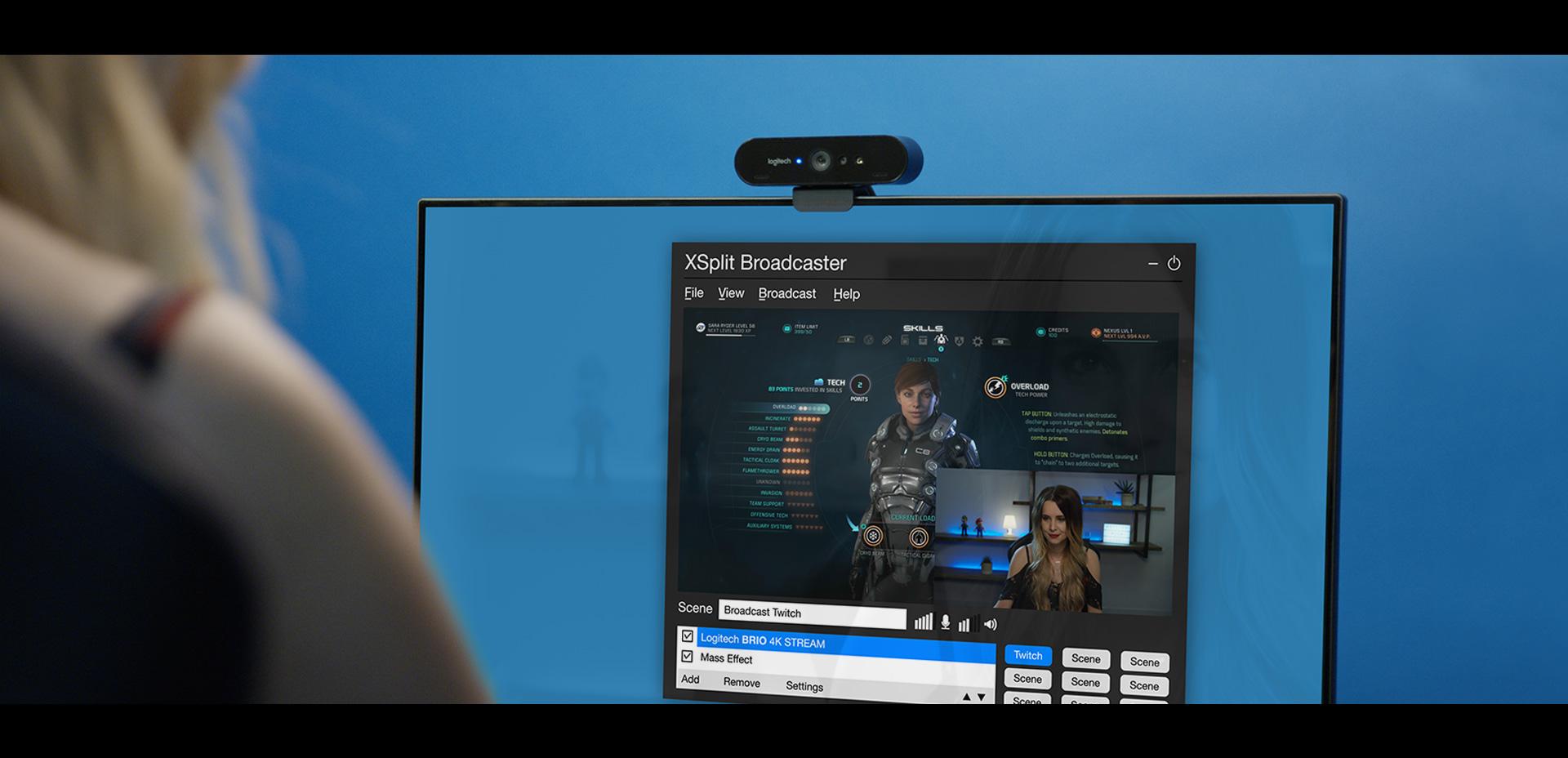 Logitech Brio 4K Streaming Feature 3